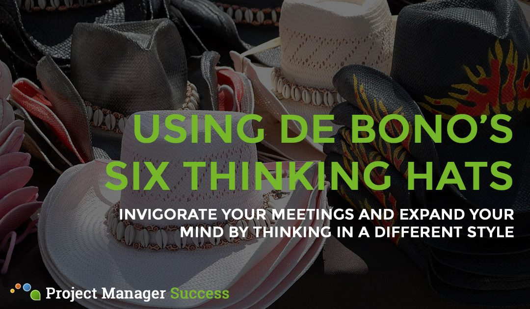 Six Thinking Hats: Think Differently