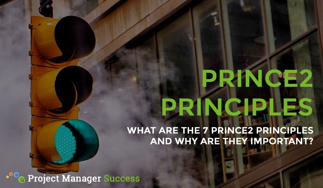 What are PRINCE2 Principles?