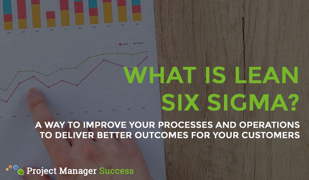 What Is Lean Six Sigma?