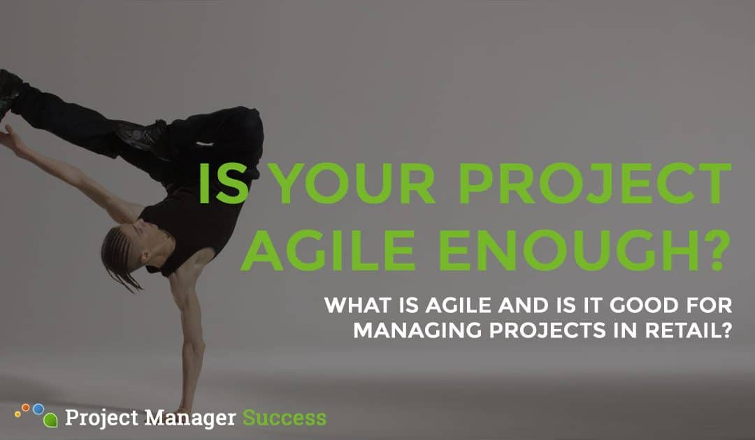 Agile Project Management in Retail